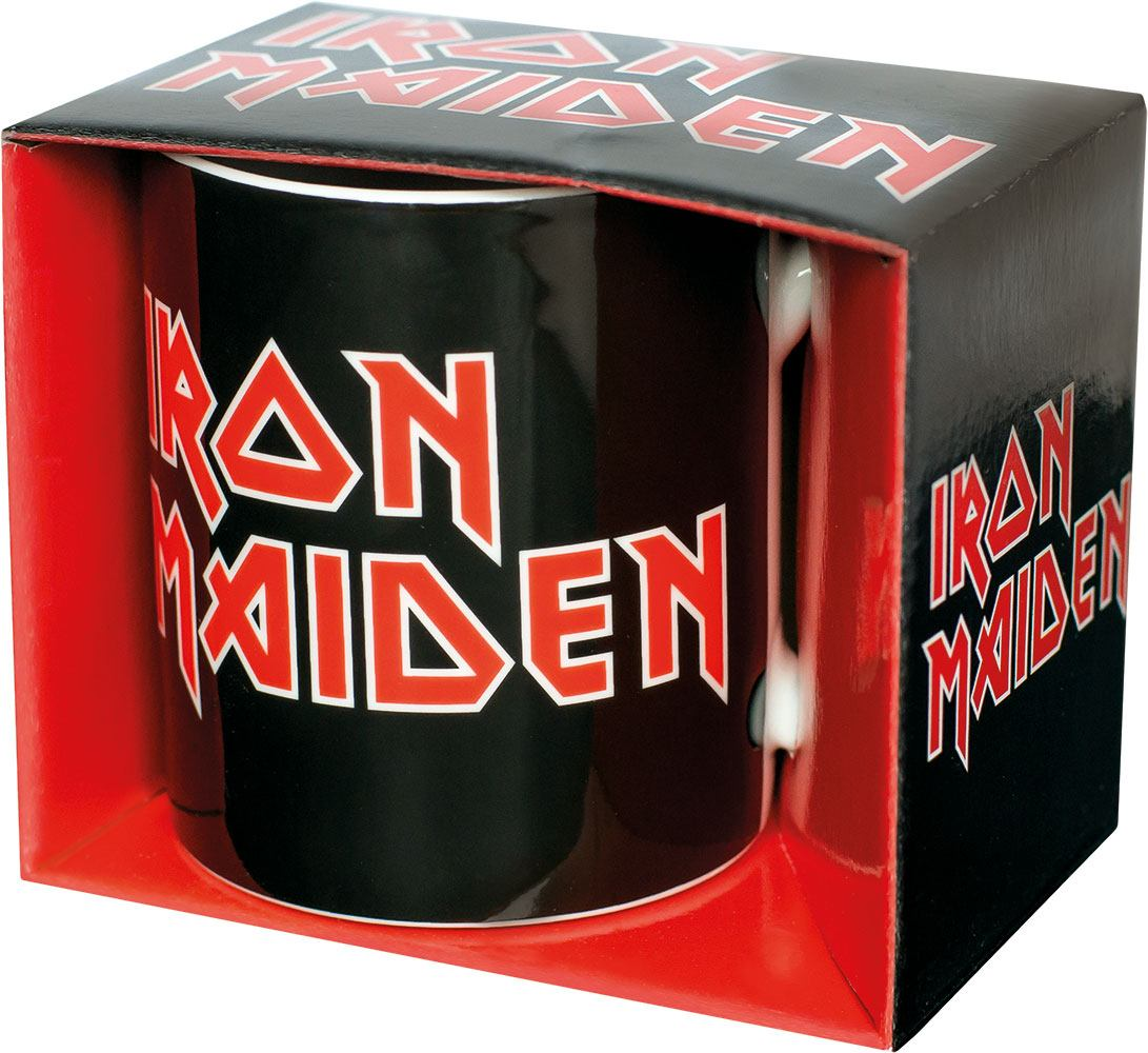 Iron Maiden Mug Logo