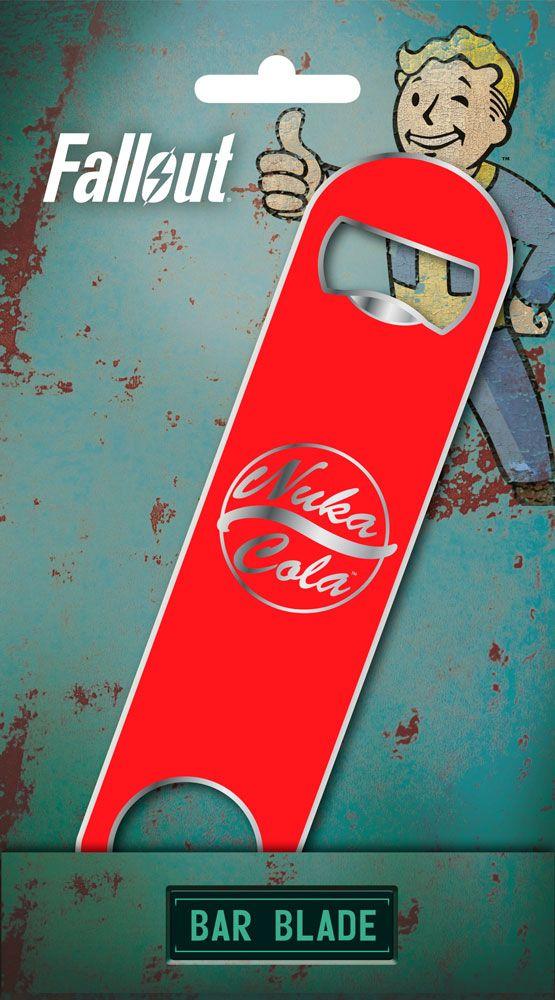Fallout Bar Blade / Bottle Opener Nuka Cola 12 cm