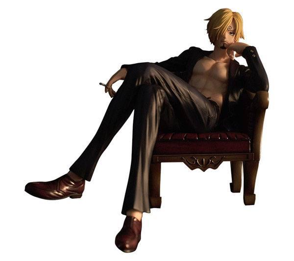 One Piece Excellent Model P.O.P SOC Statue 1/8 Sanji 14 cm