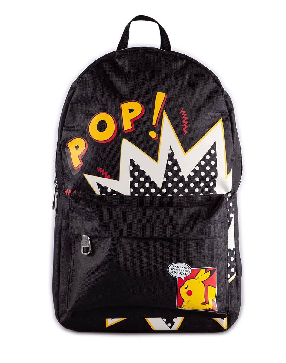 Pokémon Backpack Pop Black Screen