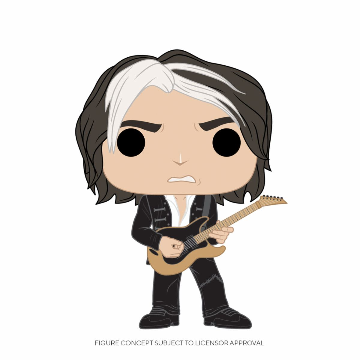 Aerosmith POP! Rocks Vinyl Figure Joe Perry 9 cm