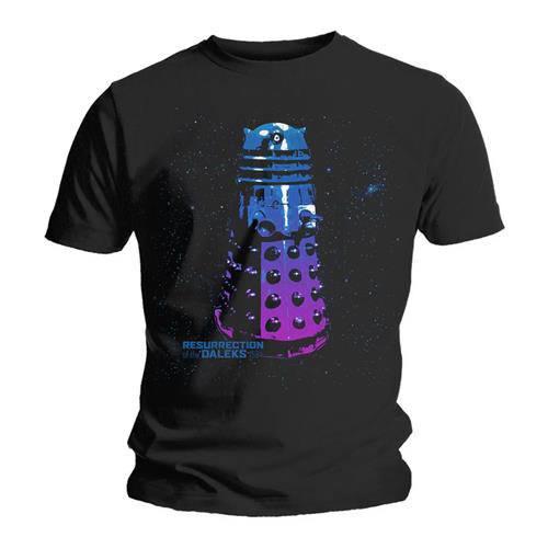 Doctor Who T-Shirt Dalek Size XXL