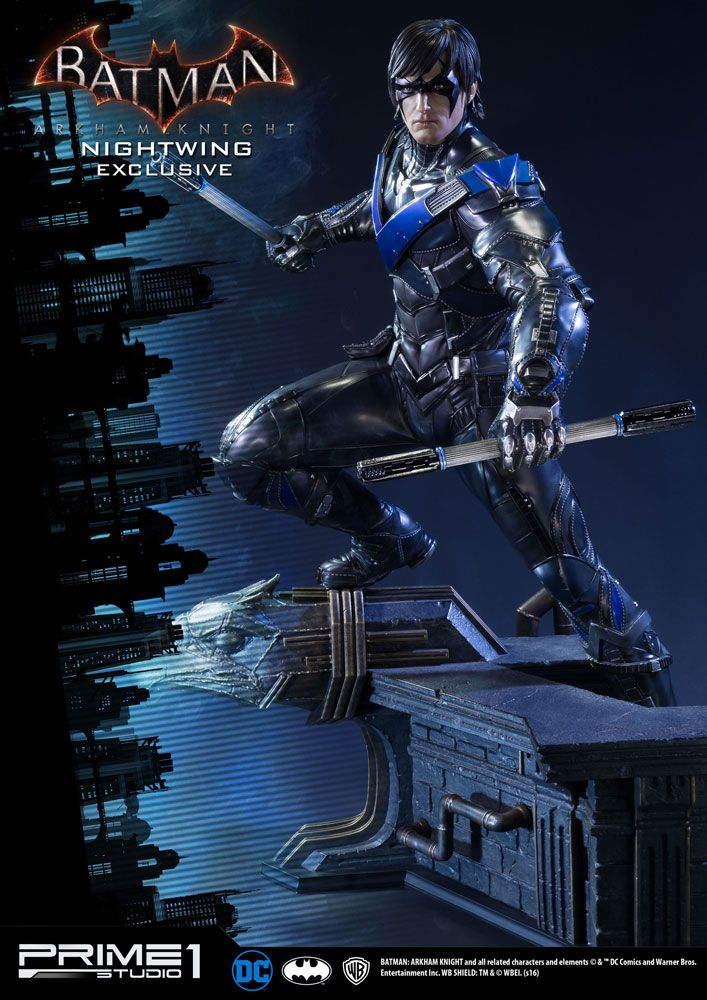 Batman Arkham Knight 1/3 Statue Nightwing Exclusive 69 cm
