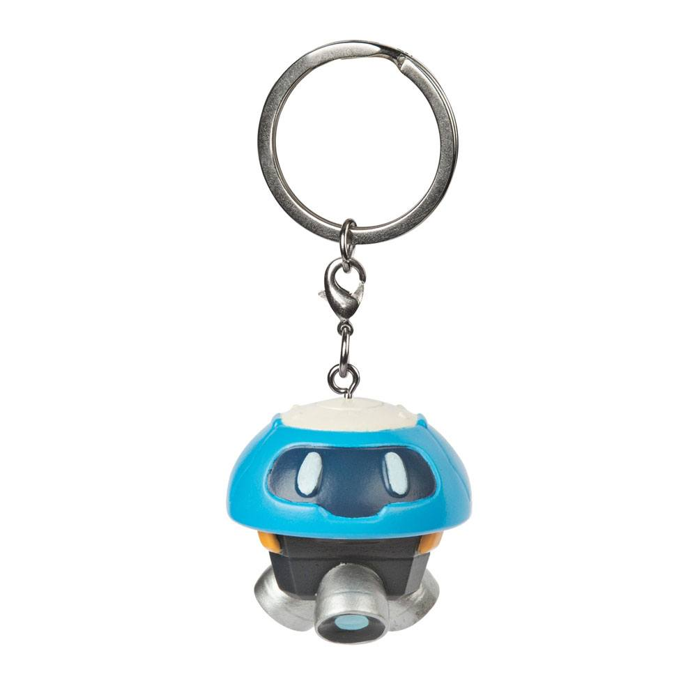Overwatch 3D Keychain Snowball 4 cm