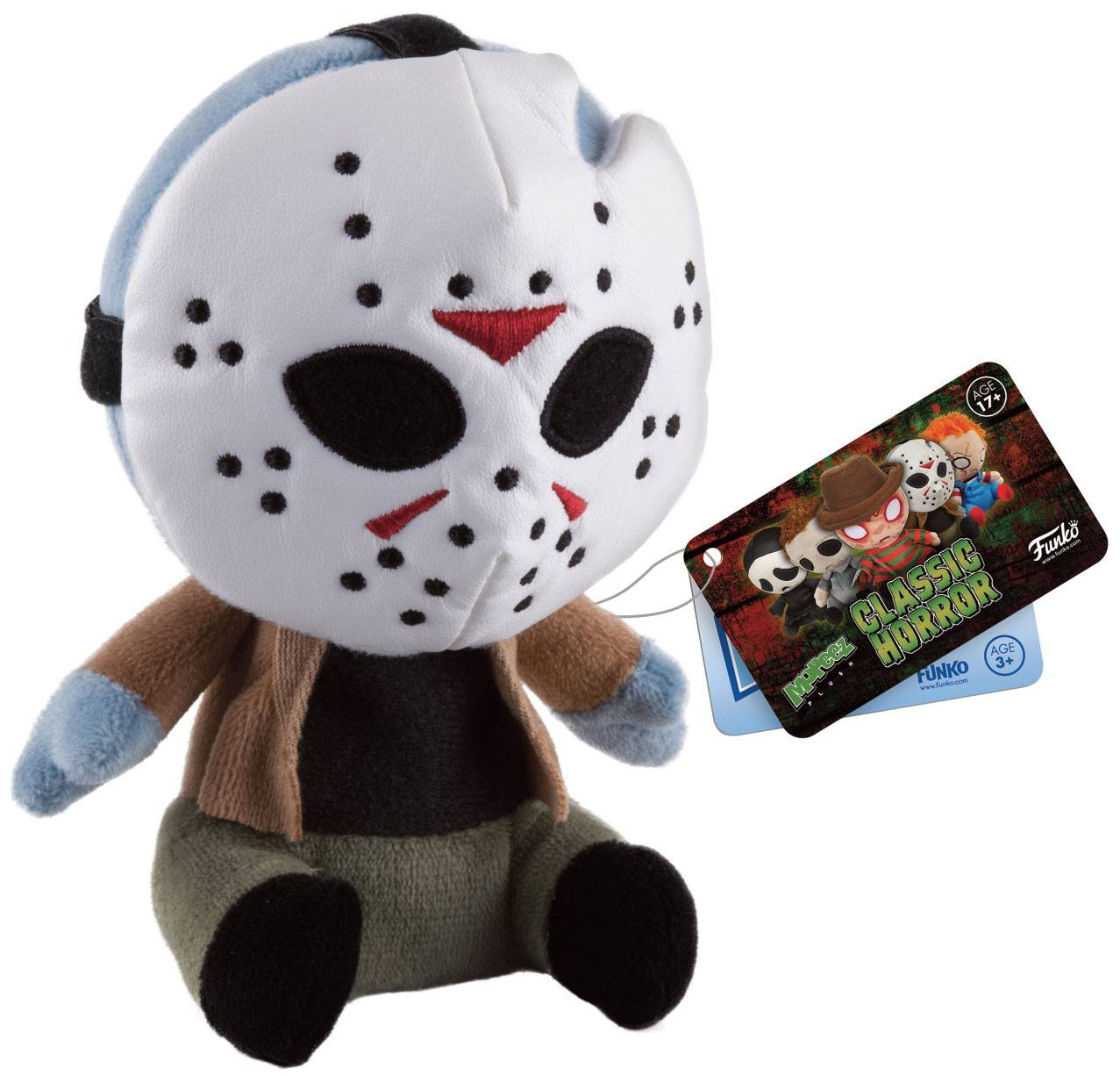Friday the 13th Horror Classics Mopeez Plush Figure Jason Voorhees 12 cm