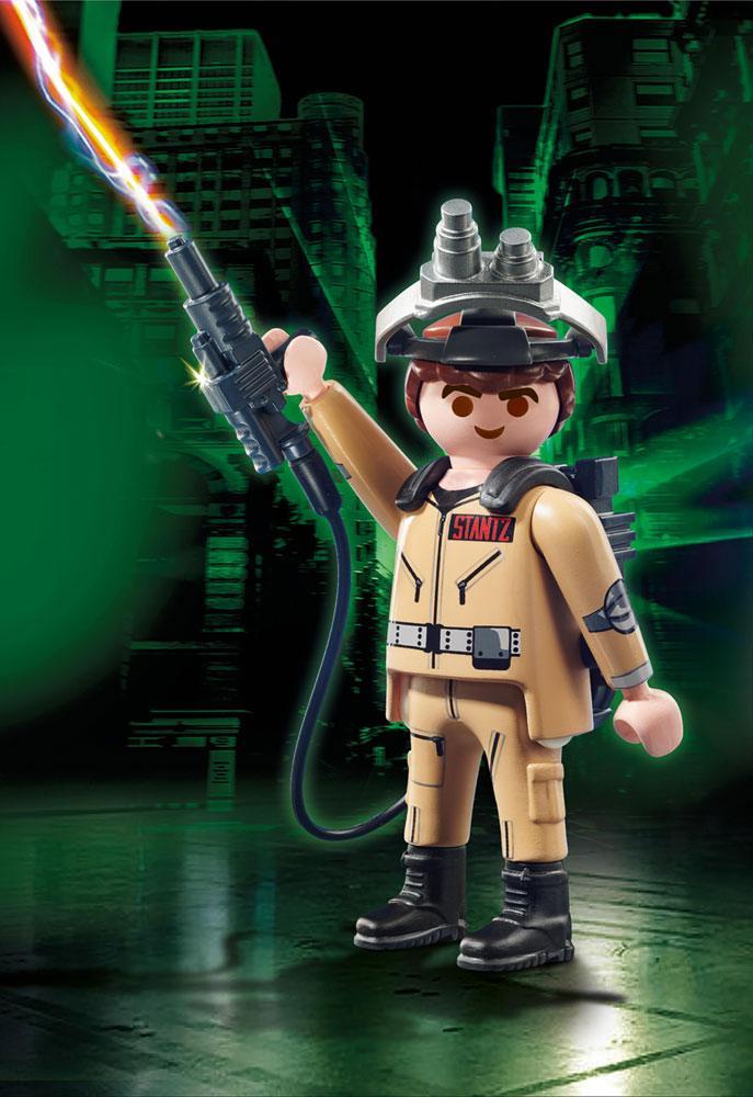Playmobil Ghostbusters Collectible Figure Raymond Stantz 15 cm