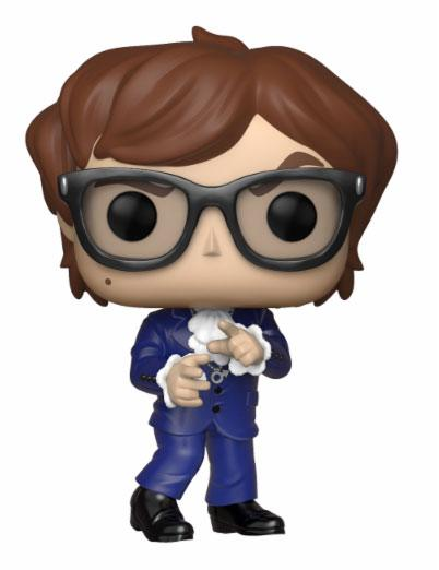 Austin Powers POP! Movies Vinyl Figure Austin Powers 9 cm
