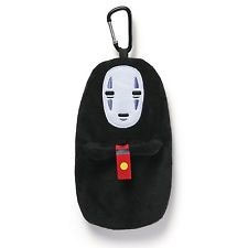 Spirited Away Clip-On purse No Face 20 cm