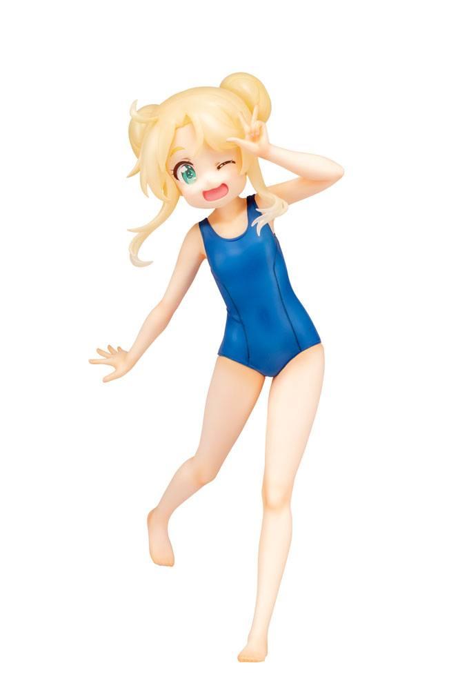 Watashi ni Tenshi ga Maiorita Statue 1/7 Noa Himesaka School Swimsuit Ver. 19 cm