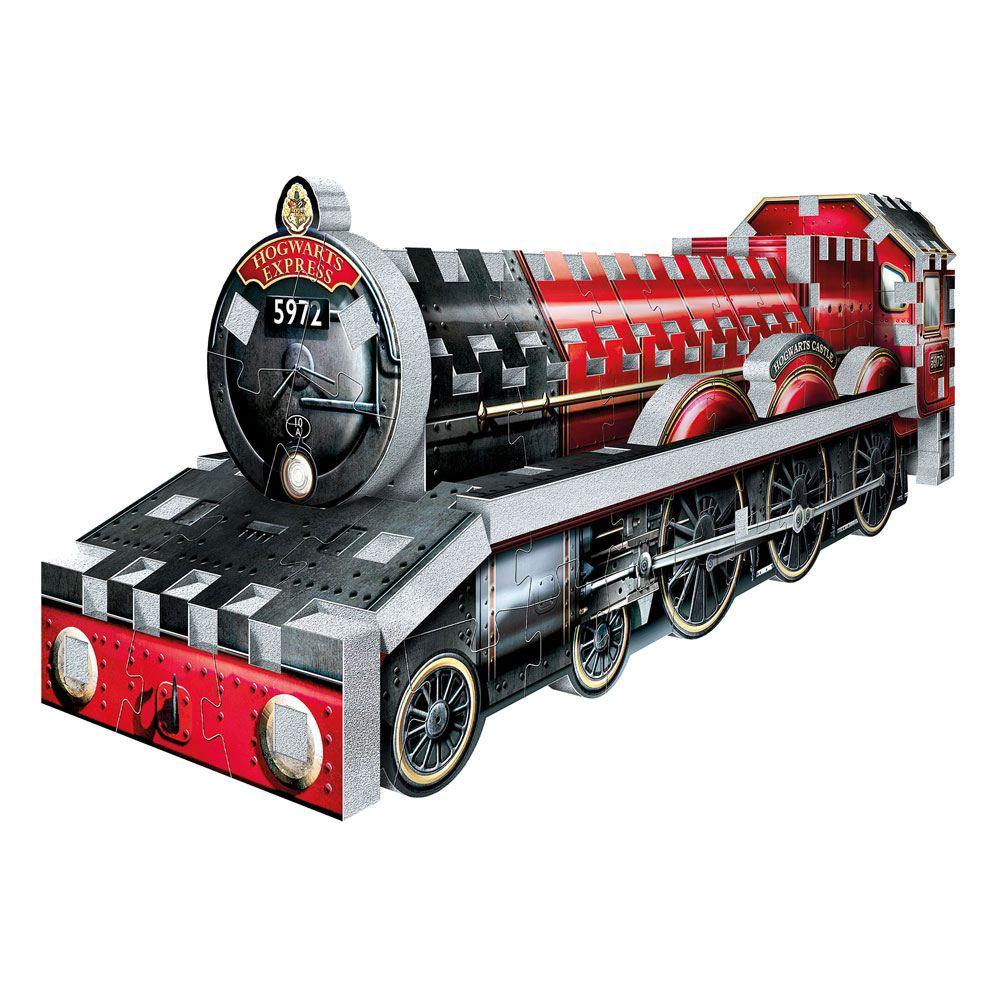 Harry Potter 3D Puzzle Hogwarts Express (155 pieces)