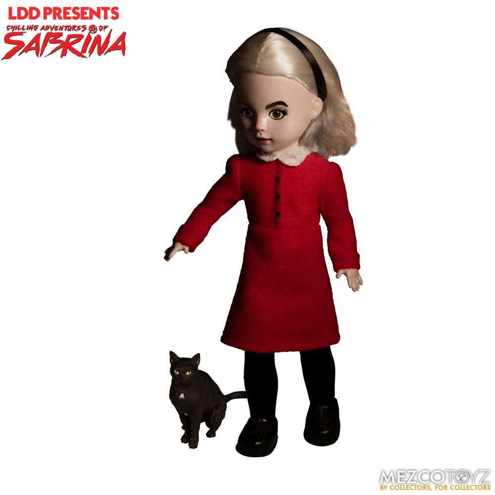 Chilling Adventures of Sabrina Living Dead Dolls Doll Sabrina 25 cm