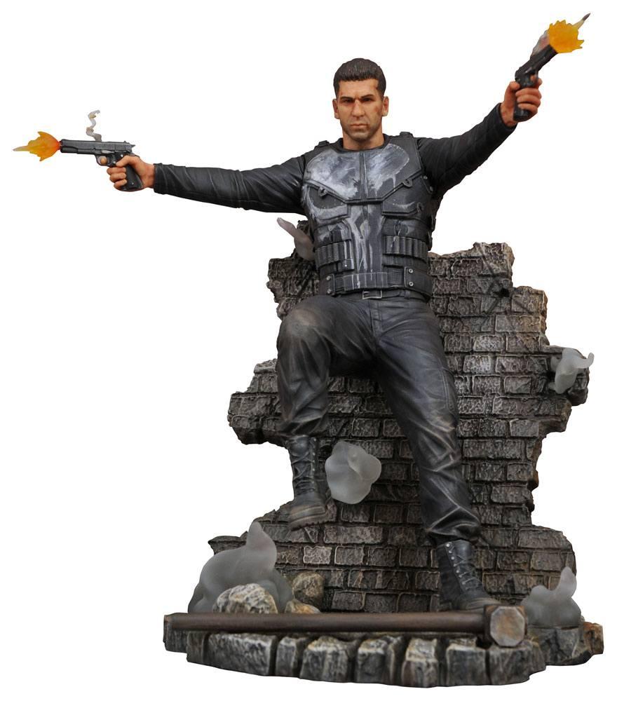 Punisher TV Series Marvel Gallery PVC Statue Punisher Version 2 23 cm