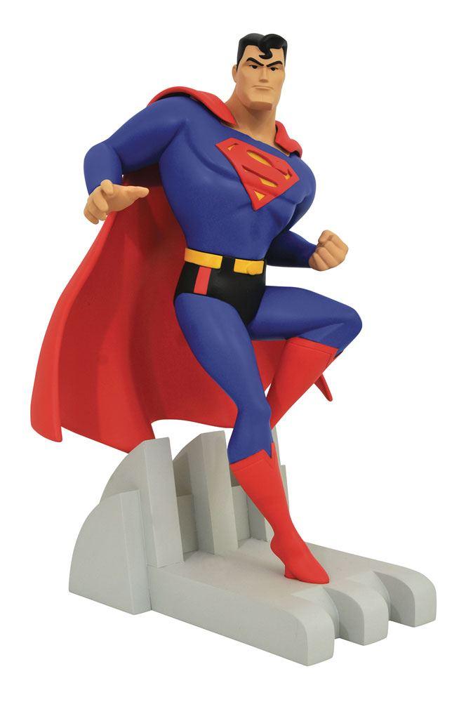 DC Premier Collection Statue Superman (Justice League Animated) 30 cm