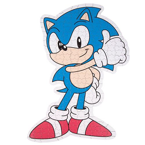 Sonic the Hedgehog Jigsaw Puzzle Sonic (250 pieces)