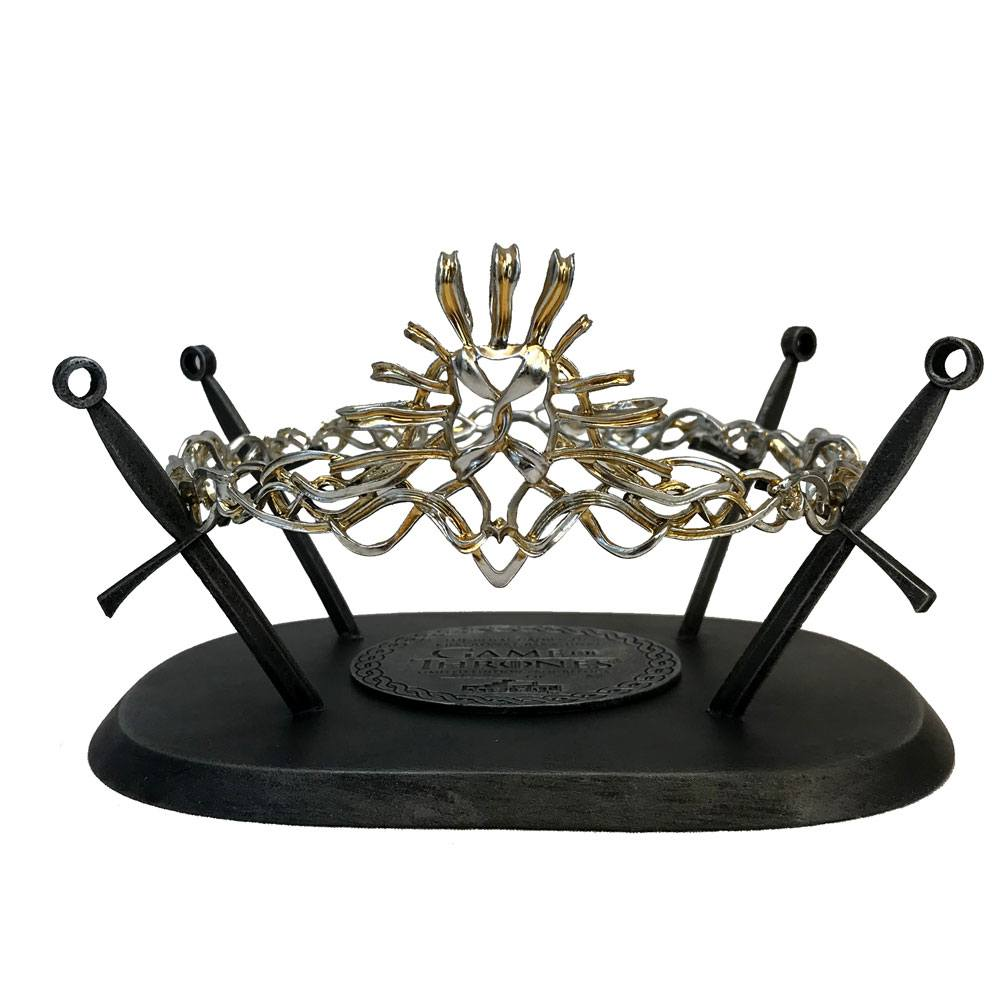 Game of Thrones 1/1 Prop Replica The Crown Of Cersei Lannister Limited Edition 25 cm