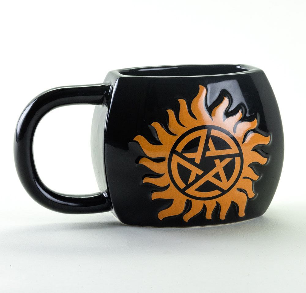 Supernatural 3D Mug Anti Possession