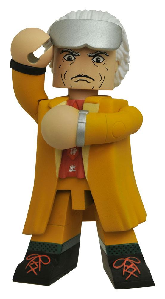 Back to the Future 2 Vinimates Figure Doc Brown 10 cm
