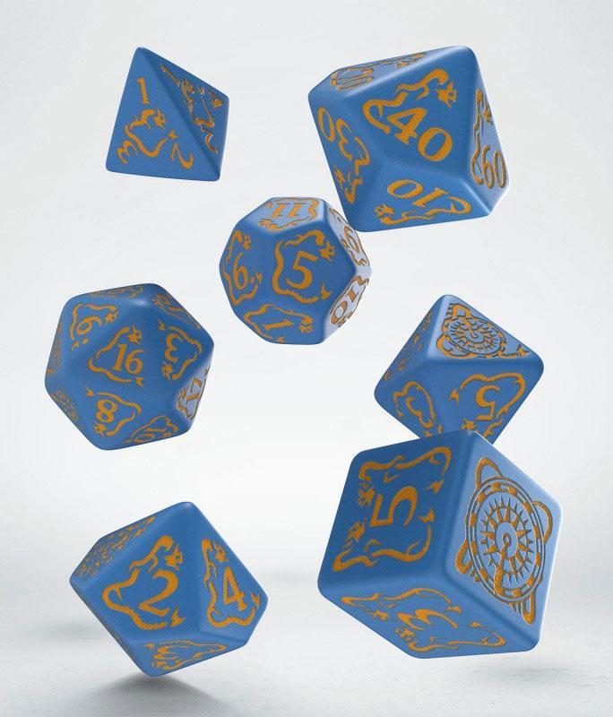 Pathfinder Dice Set Ruins of Azlant (7)