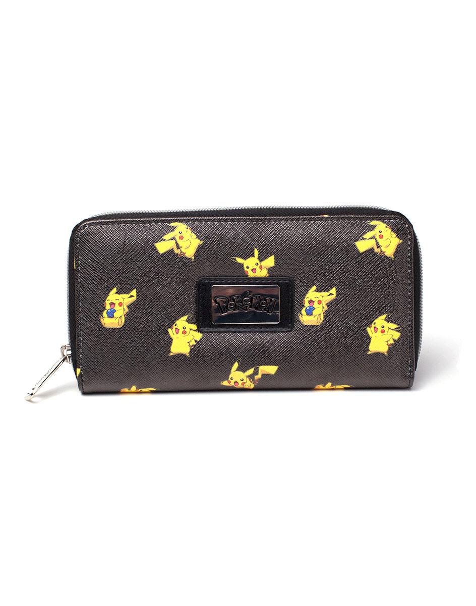 Pokémon Ladies Wallet Pikachu