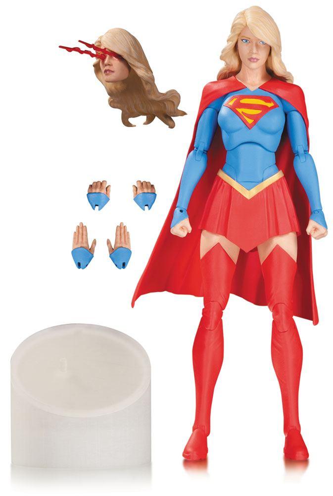 DC Comics Icons Action Figure Supergirl 15 cm