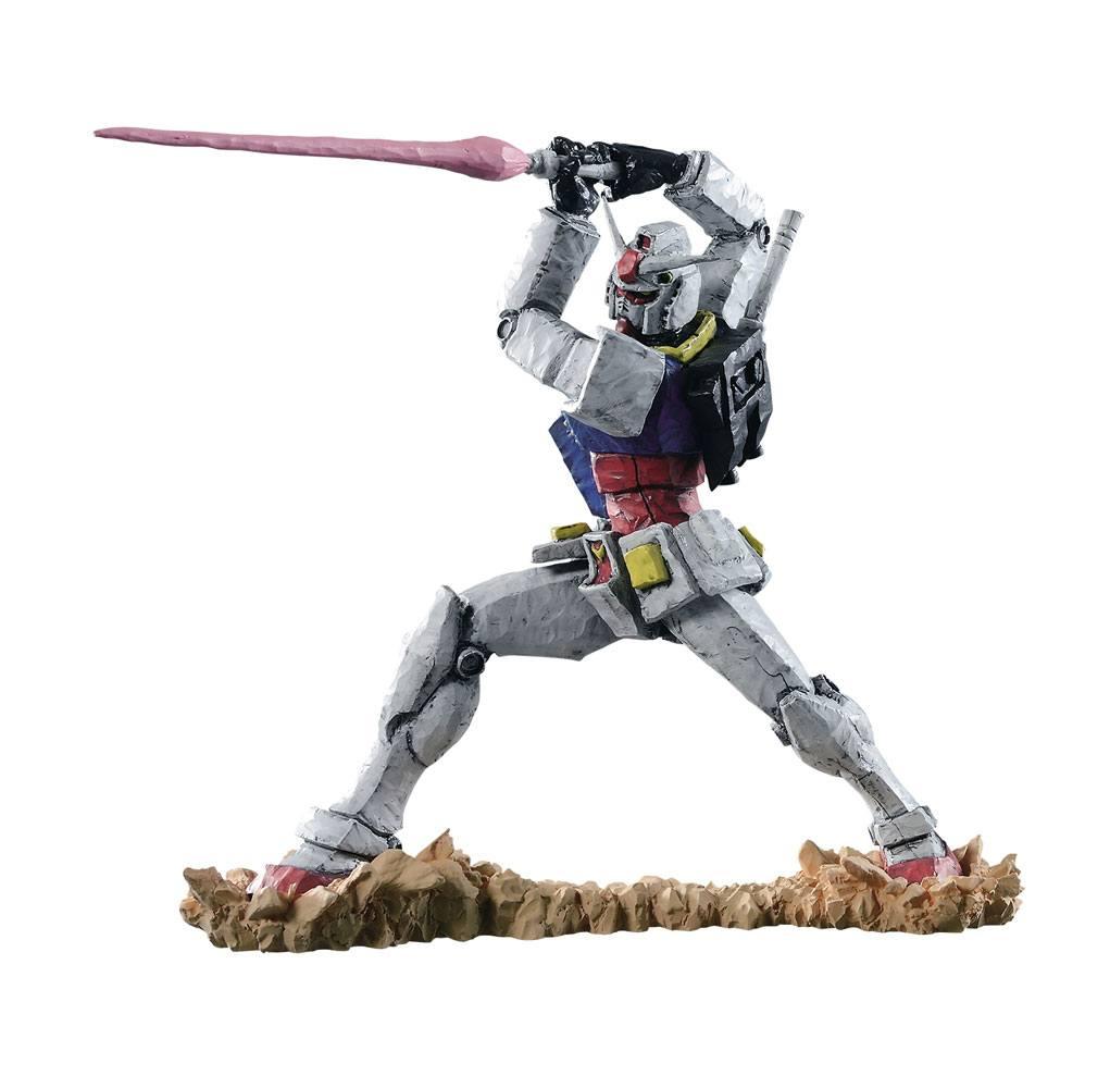 Mobile Suit Gundam Goukai Figure RX-78-2 Gundam 13 cm