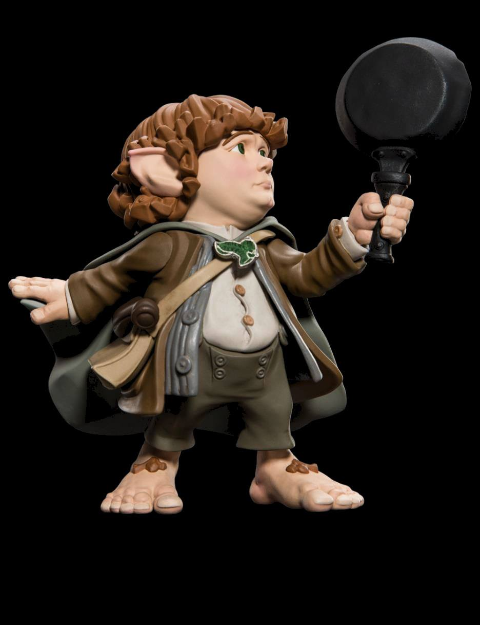 Lord of the Rings Mini Epics Vinyl Figure Samwise 11 cm --- DAMAGED PACKAGING