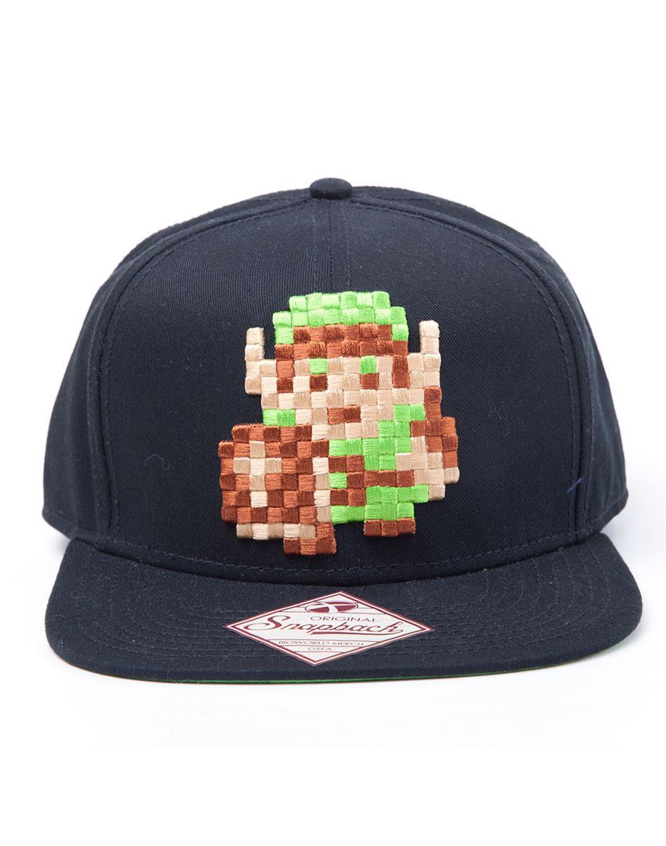 Nintendo Link 8bit Zelda Snapback