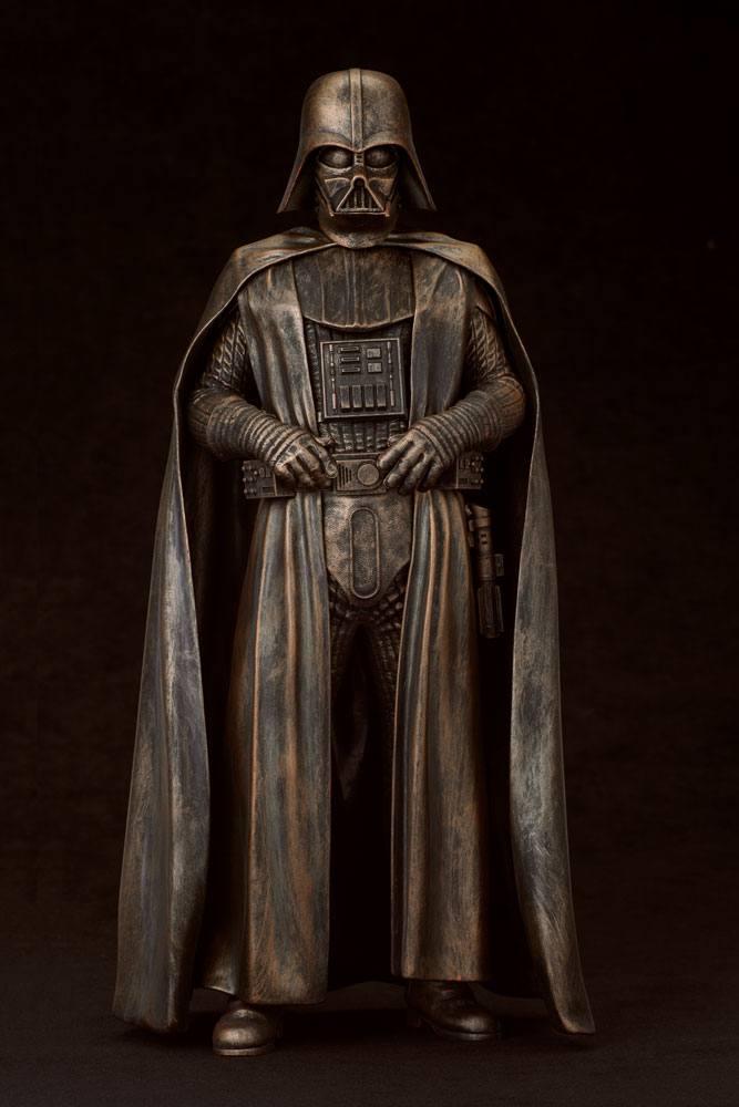 Star Wars ARTFX PVC Statue 1/7 Darth Vader Bronze Ver. SWC 2019 Exclusive 32 cm