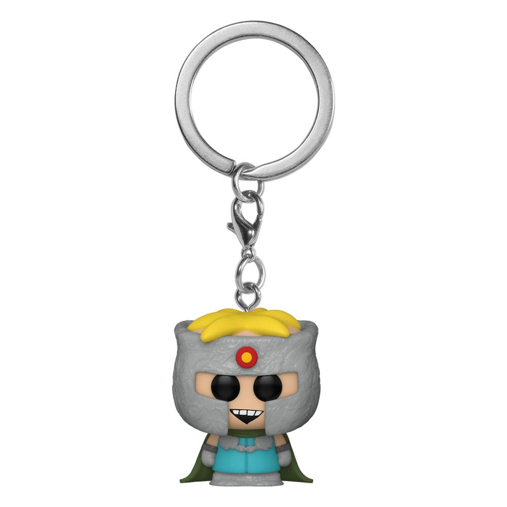 South Park Pocket POP! Vinyl Keychains 4 cm Professor Chaos Display (12)