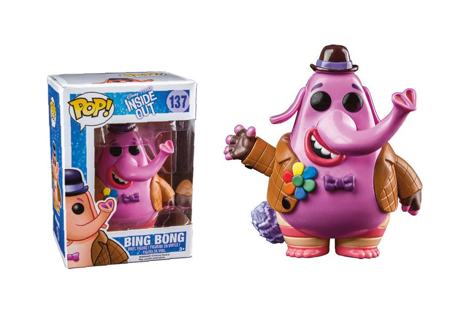 Inside Out POP! Vinyl Figure Bing Bong 9 cm