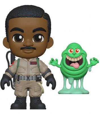 Ghostbusters 5-Star Action Figure Winston Zeddemore 8 cm