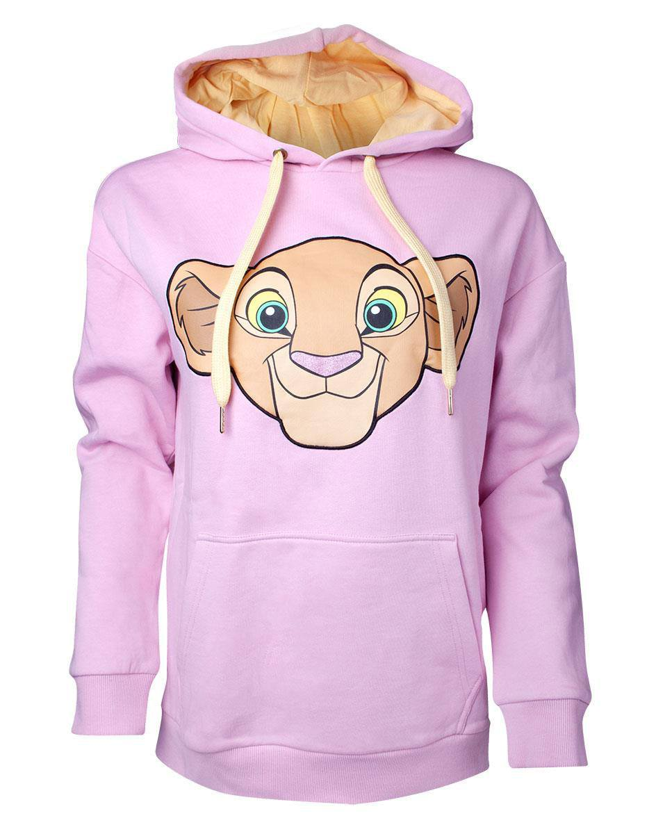 The Lion King Ladies Hooded Sweater Nala  Size S