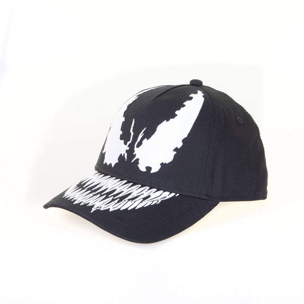 Venom Baseball Cap Face