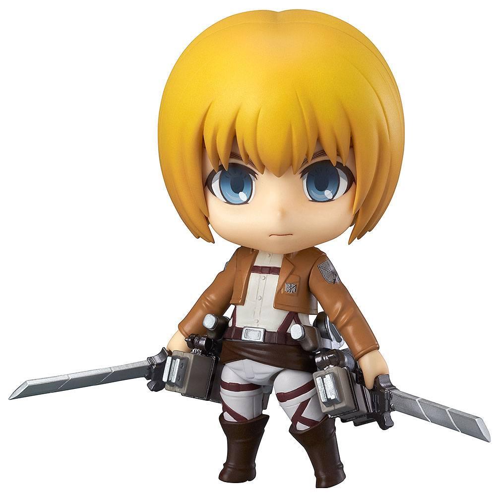 Attack on Titan Nendoroid Action Figure Armin Arlert 10 cm