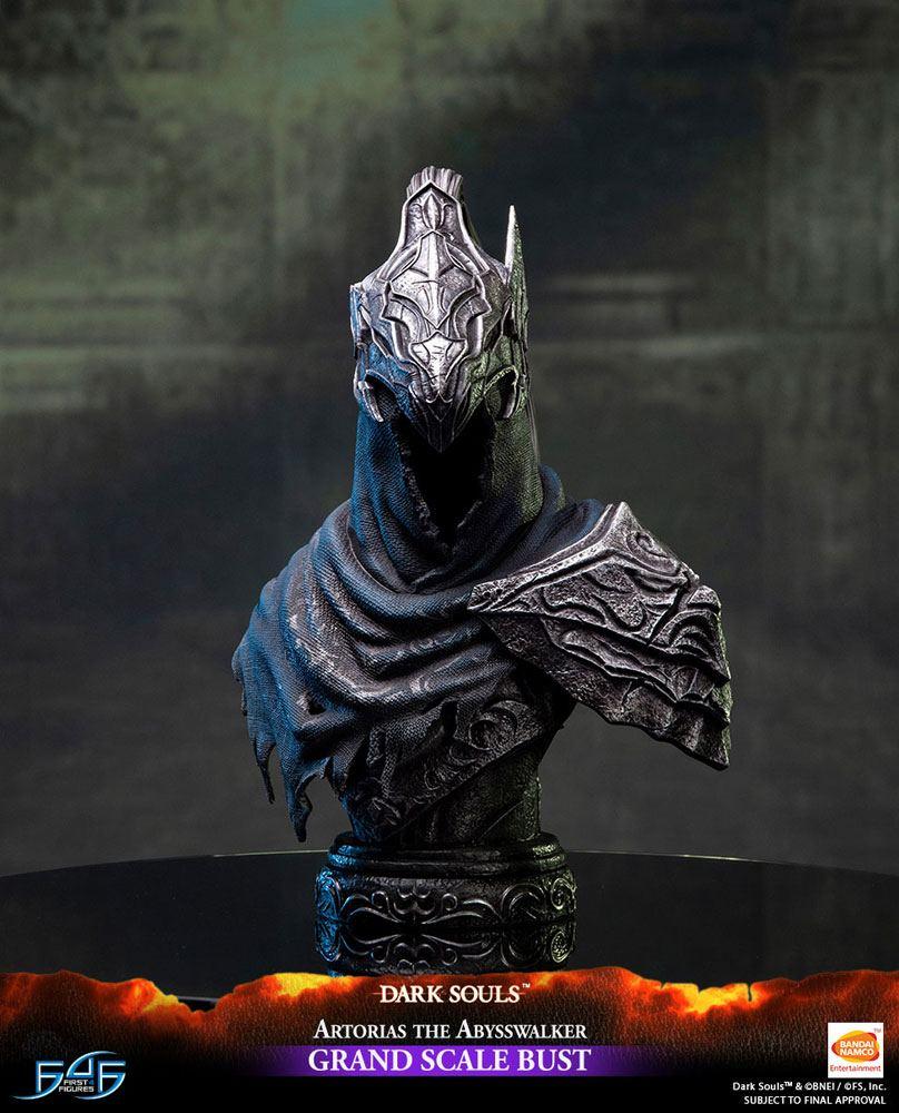 Dark Souls Grand Scale Bust Artorias the Abysswalker 40 cm