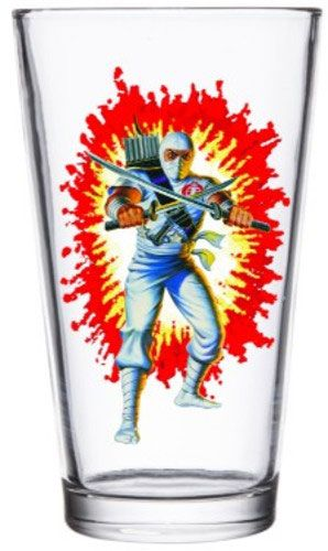 G.I. Joe Pint Glass Storm Shadow