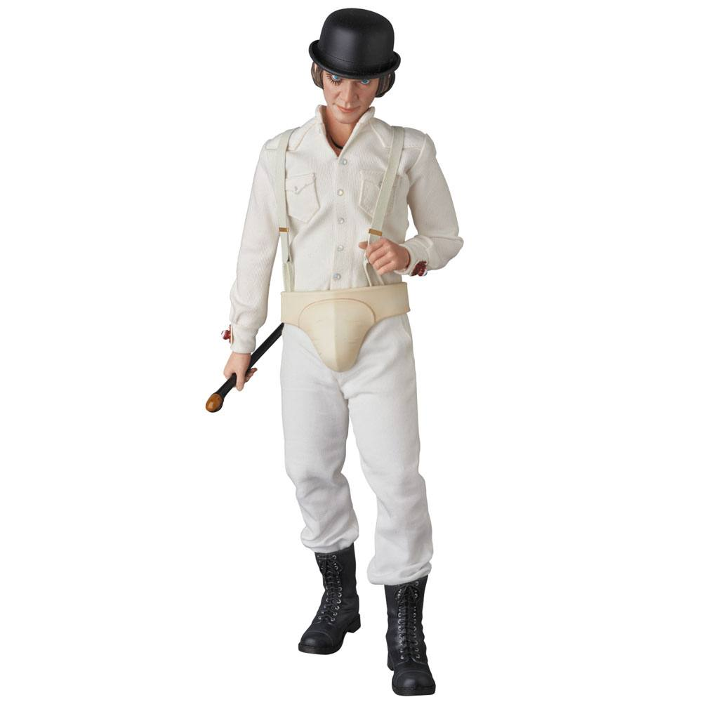 A Clockwork Orange RAH Action Figure 1/6 Alex DeLarge 30 cm