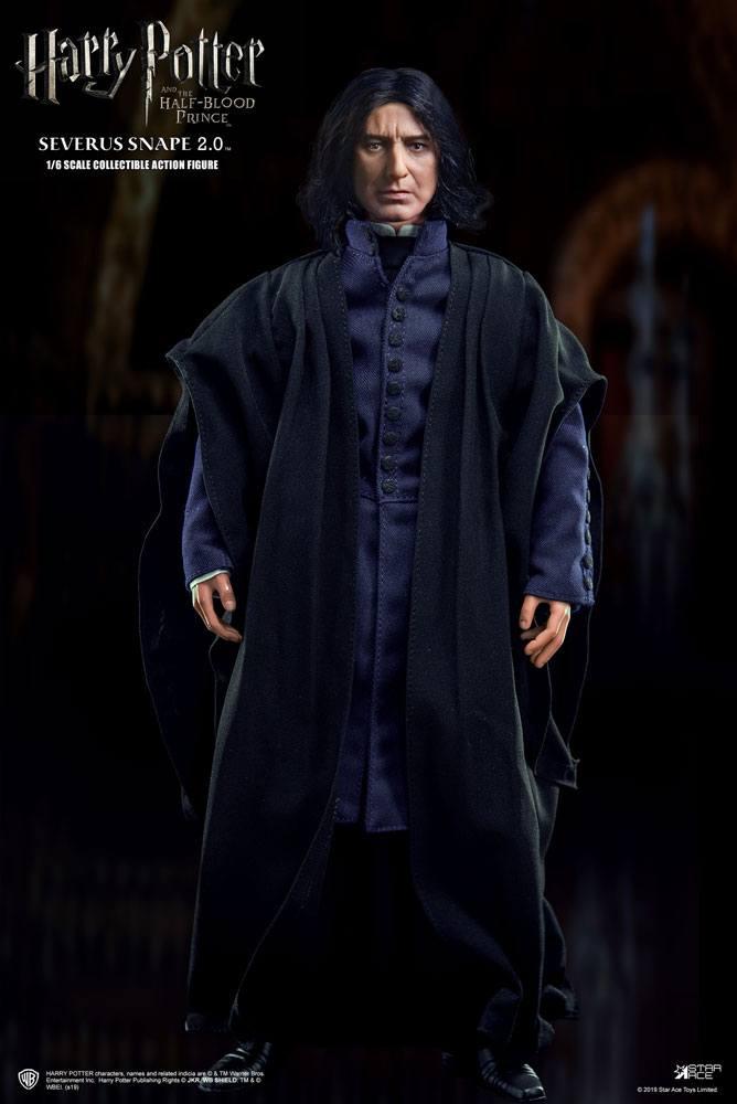 Harry Potter My Favourite Movie Action Figure 1/6 Severus Snape Ver. 2.0 30 cm