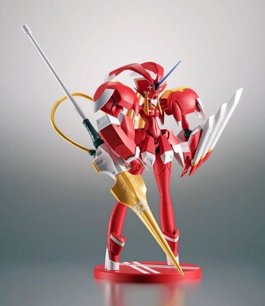 Darling in the Franxx Robot Spirits Action Figure Side Franxx Strelizia XX 16 cm
