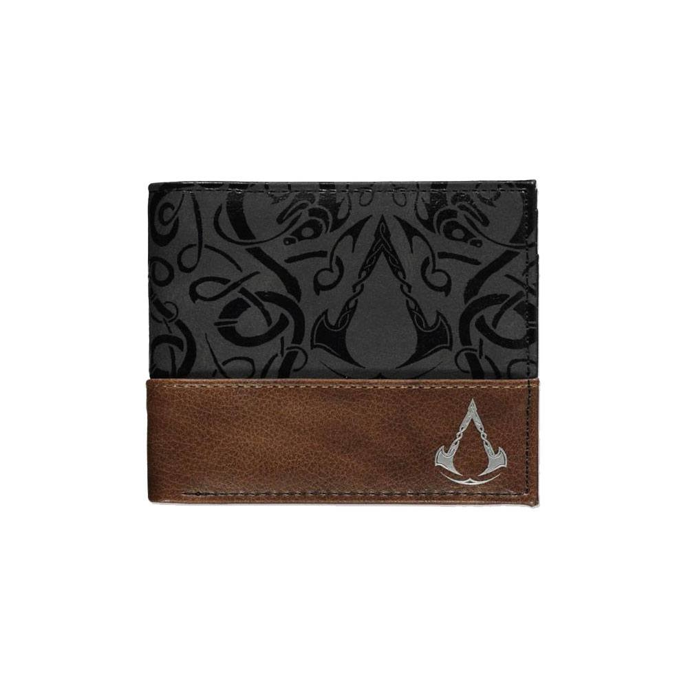 Assassin's Creed Valhalla Bifold Wallet Tribal