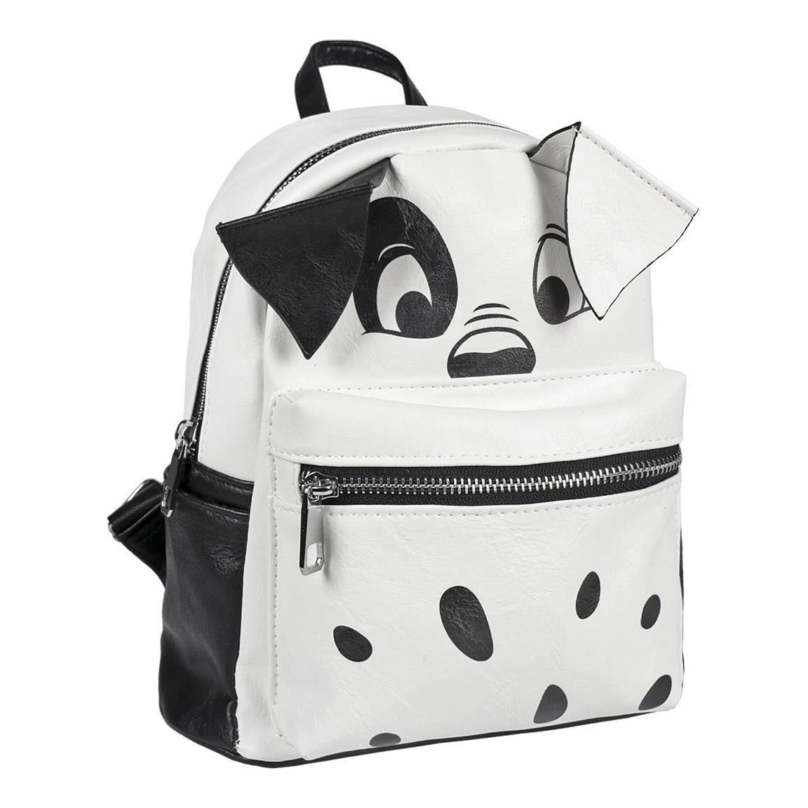 101 Dalmatians Casual Fashion Backpack Patch 22 x 25 x 11 cm