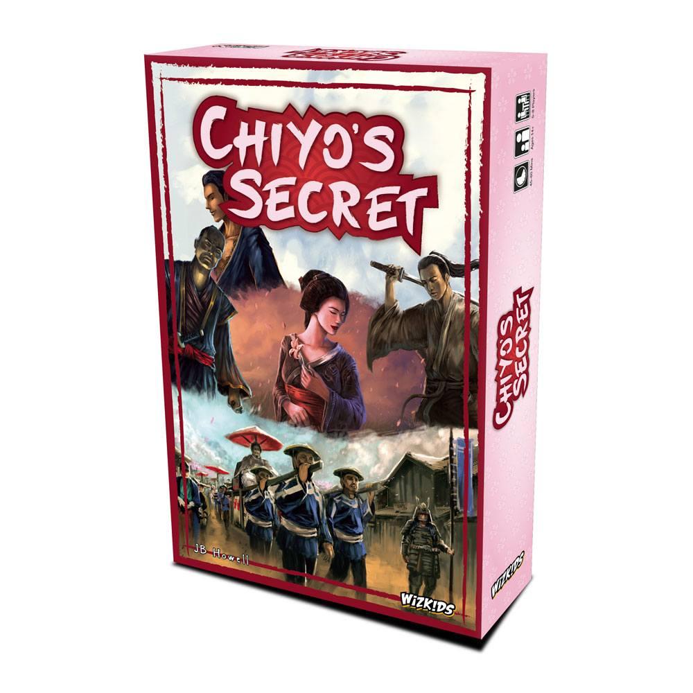 WizKids Board Game Chiyo's Secret *English Version*