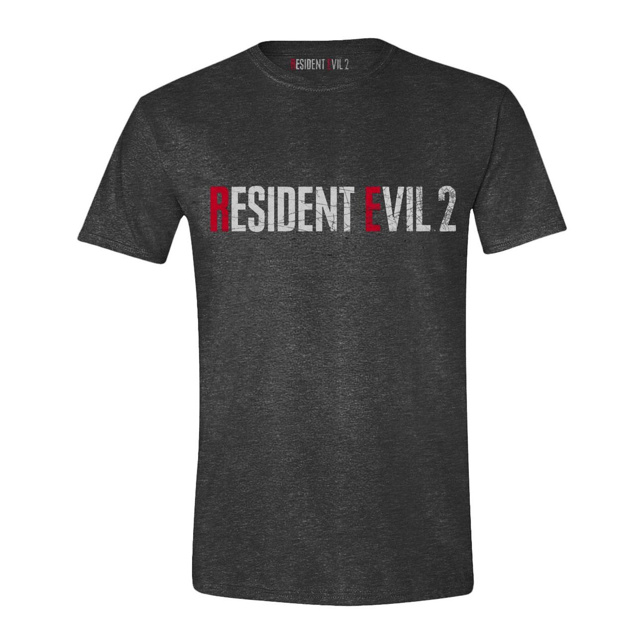 Resident Evil 2 T-Shirt Logo Size M