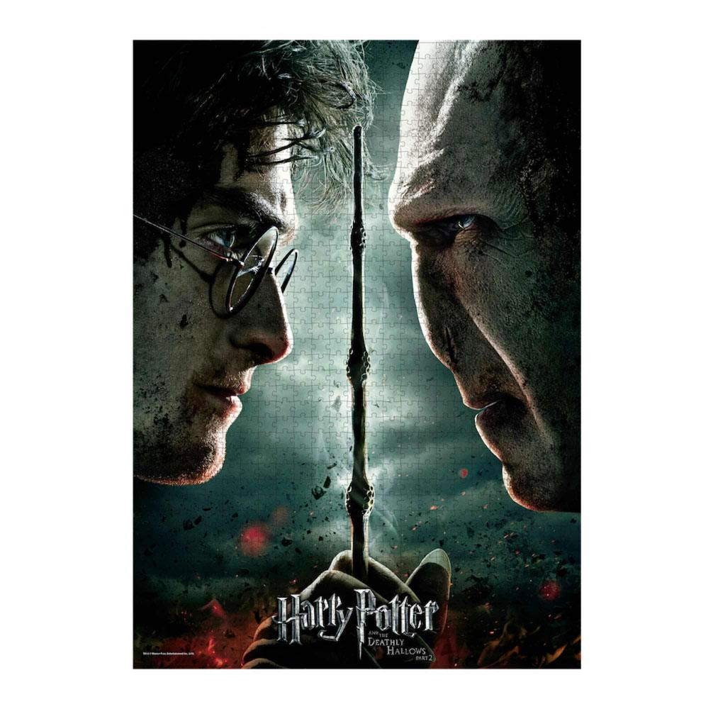 Harry Potter Jigsaw Puzzle Harry vs Voldemort