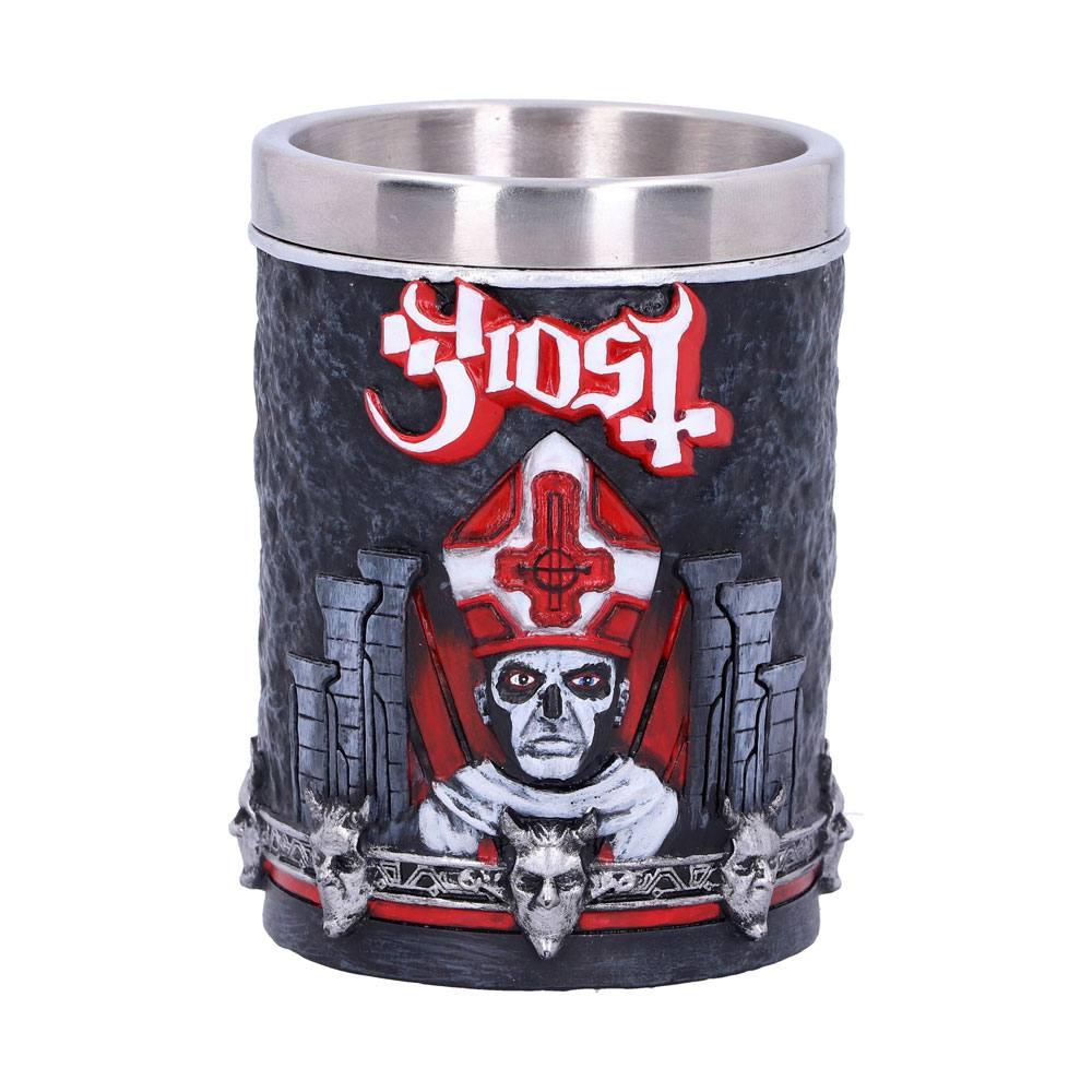 Ghost Shot Glass Papa III Summons