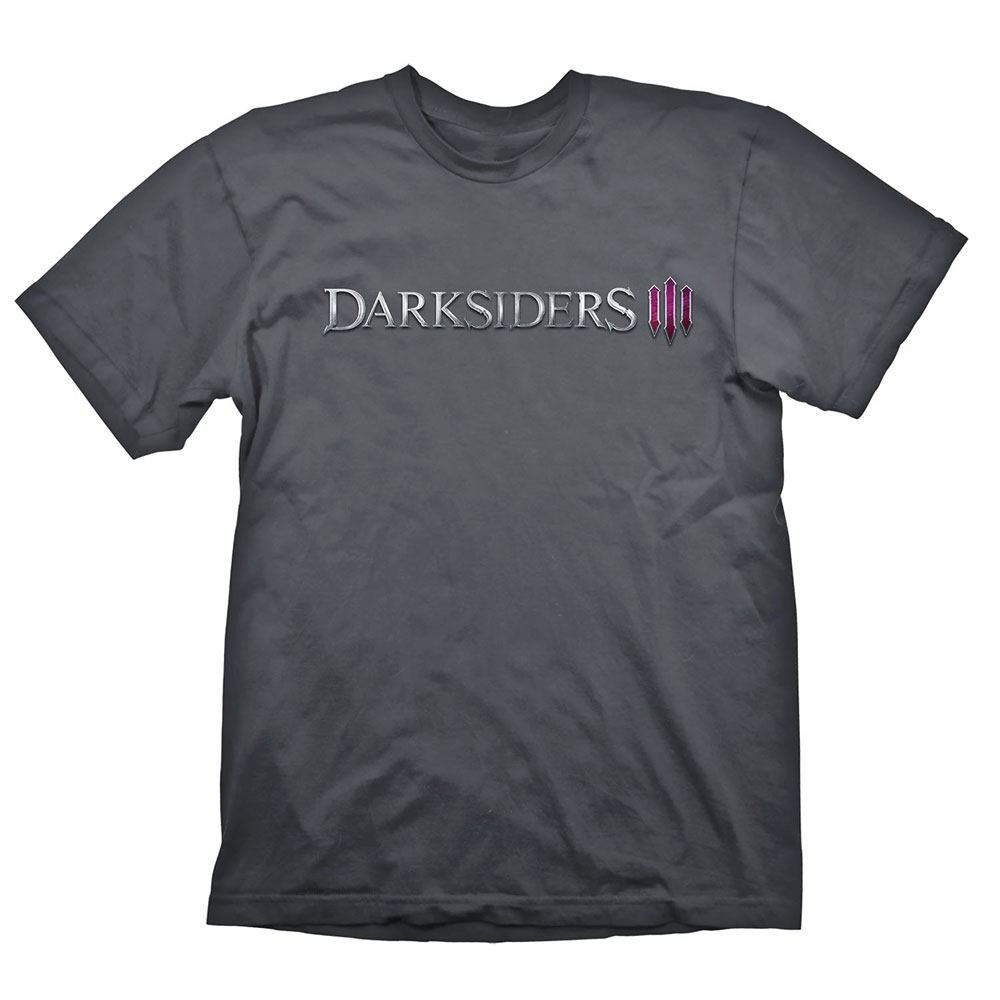 Darksiders III T-Shirt Logo Size S