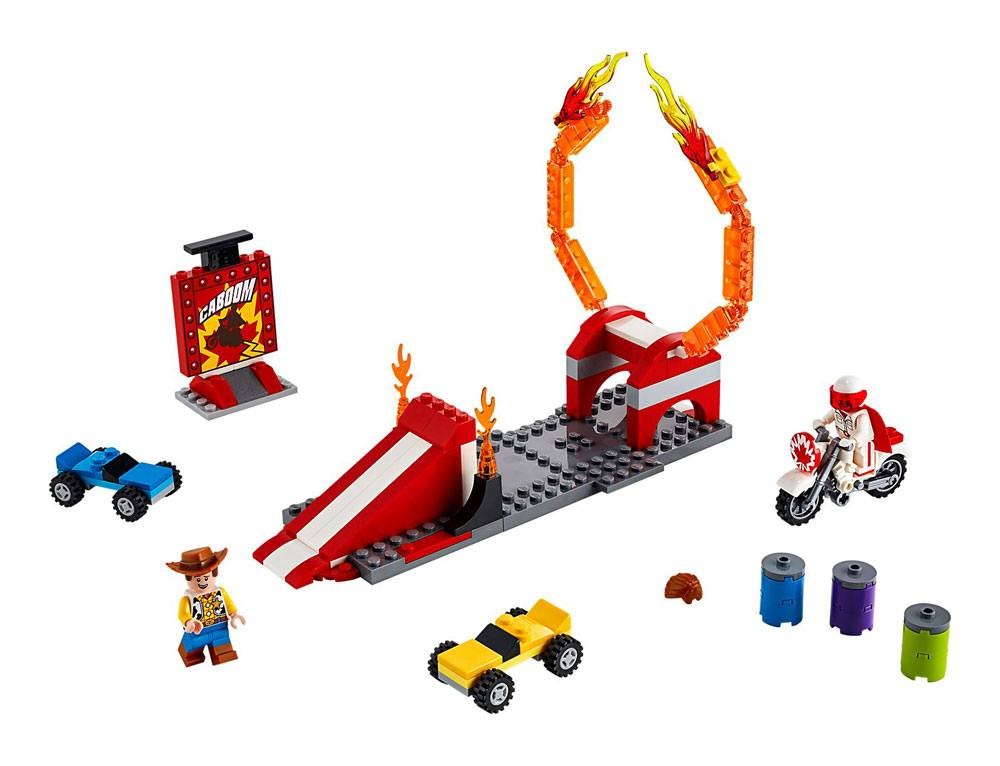 LEGO® Toy Story 4 - Duke Caboom's Stunt Show