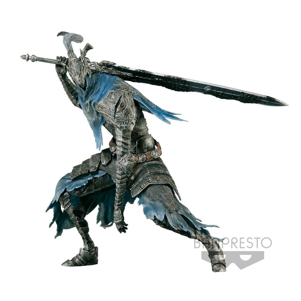 Dark Souls Sculpt Collection Vol. 2 DXF Figure Artorias the Abysswalker 17 cm