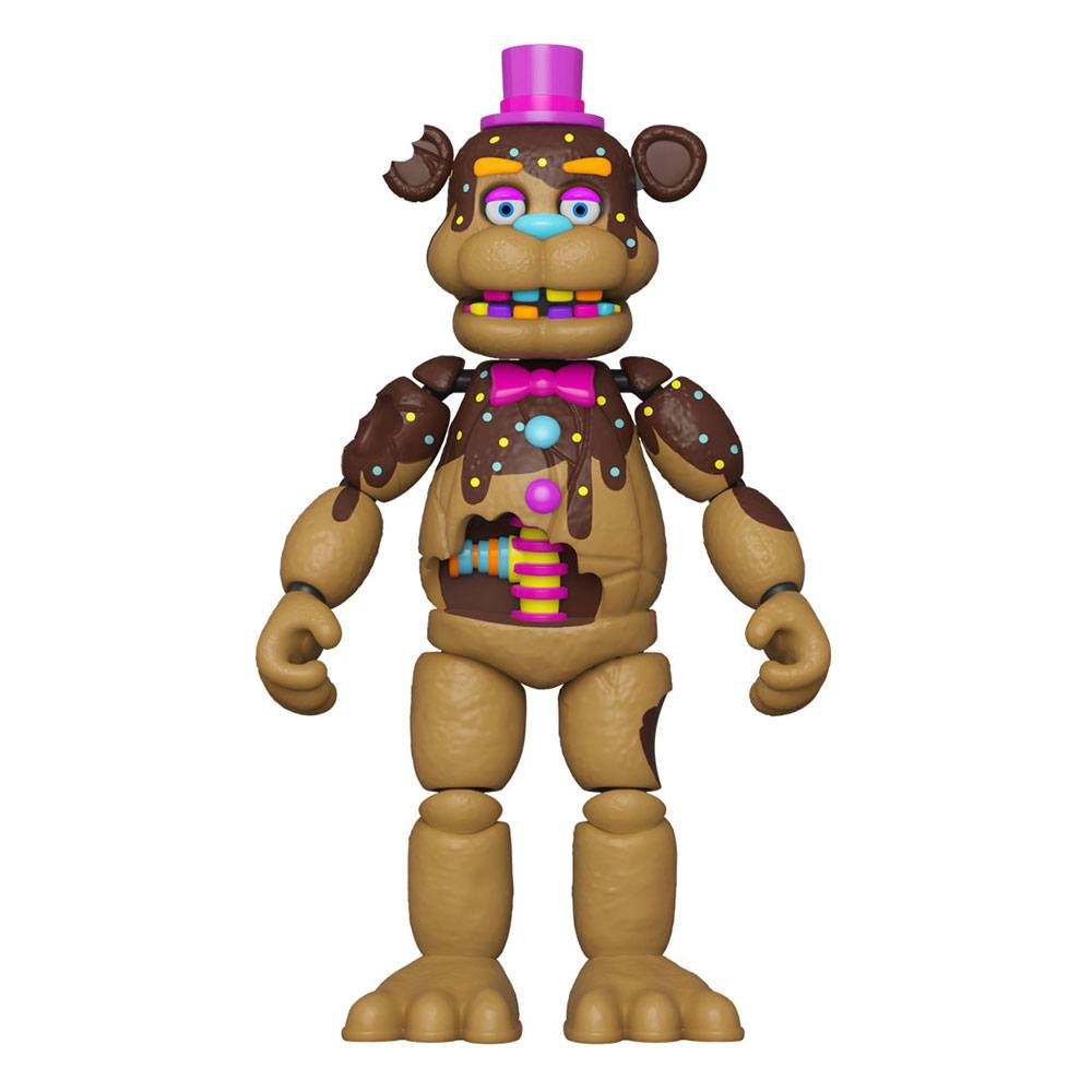 Five Nights at Freddy's Action Figure Chocolate Freddy 13 cm