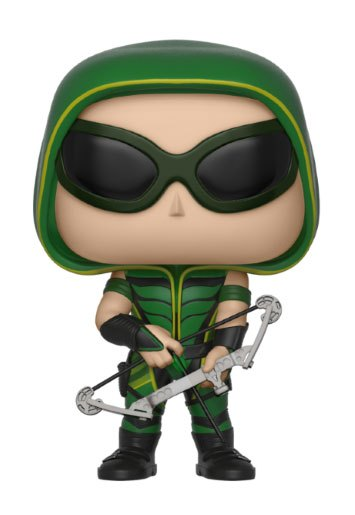 Smallville POP! TV Vinyl Figure Green Arrow 9 cm